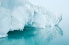 Glaciers And Icebergs
