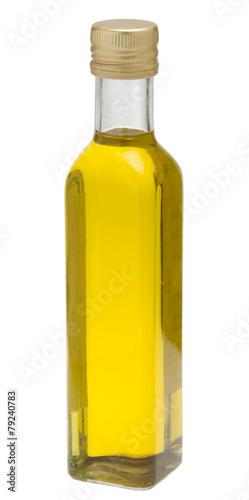 Fototapeta Ölflasche obraz
