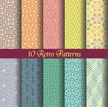 Seamlessly Retro Patterns