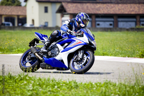 fototapeta na szkło Moto