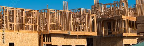 Fotografia, Obraz  New Condominium or apartment construction