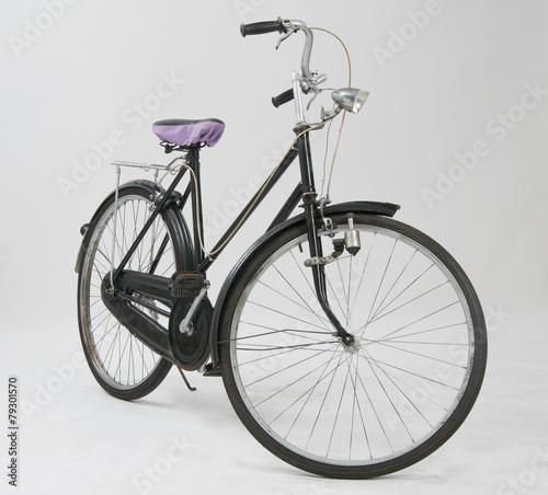 Fotobehang Fiets Old bicycle