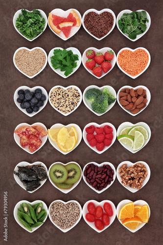 Fototapety, obrazy: Diet Detox Food