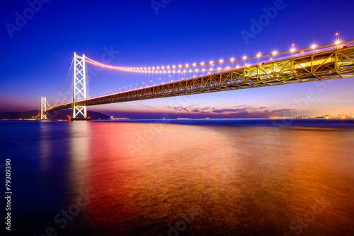 Most Akashi Okashi w Japonii