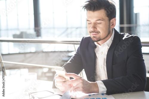 Fototapeta Business obraz na płótnie