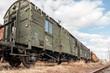 Reichsbahn Wagon Kriegszeiten01