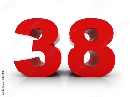Tela  number 38