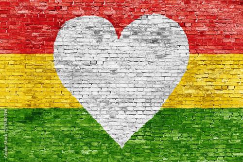 Cuadros en Lienzo love for reggae