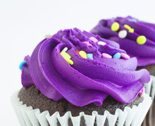 Purple Frosting