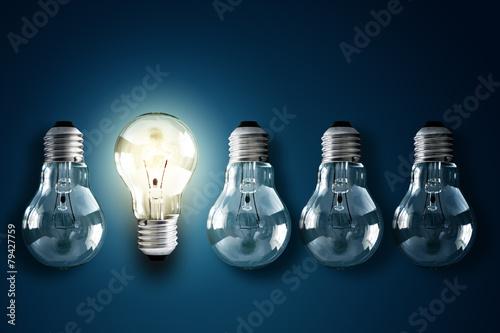 Obraz Creativity and innovation - fototapety do salonu
