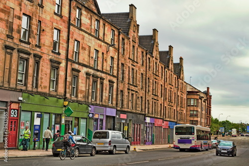 Glasgow Altstadt