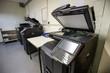 photocopier room