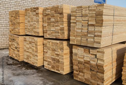 Valokuva  Wood sawn