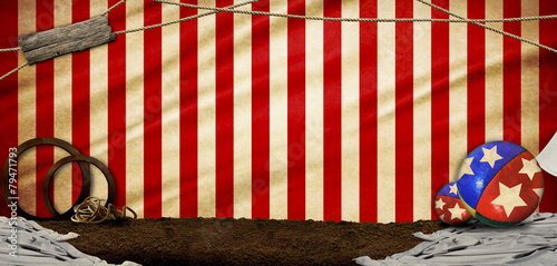circus illustration abstract background  #79471793