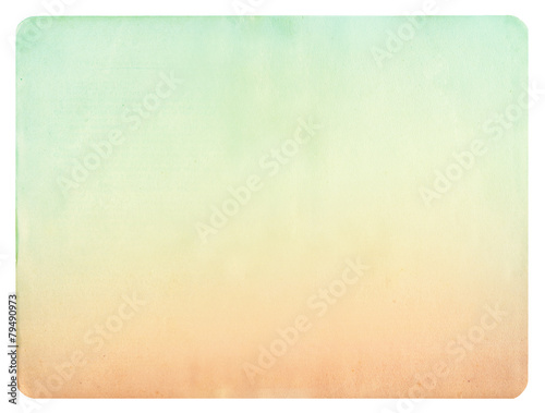 Photo sur Toile Retro Pastel background with paper texture