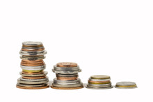 World Coin Stacks