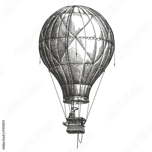 Heissluftballon - Poster, Kunstdrucke bei EuroPosters