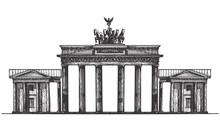 Germany Vector Logo Design Tem...