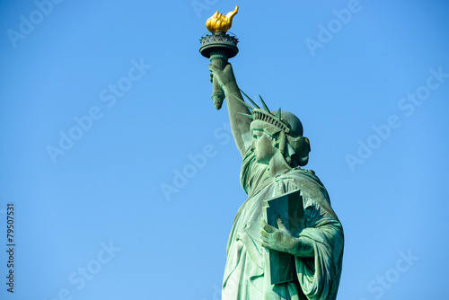 Canvas Prints Artistic monument Statue of Liberty