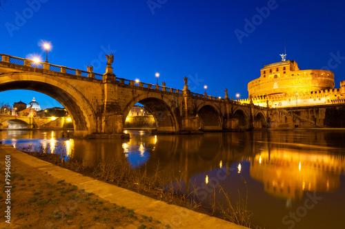 Rzym Castel Sant 'Angelo