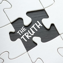 The Truth Revealed By A Missing Jigsaw Puzzle Piece