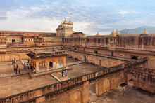 View Of Amber Fort, Jaipur, In...