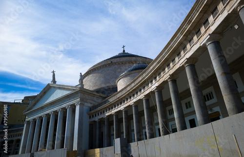 Fotografia, Obraz  Piazza Plebiscito