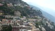 Scenes of the Italian coastal town Positano.