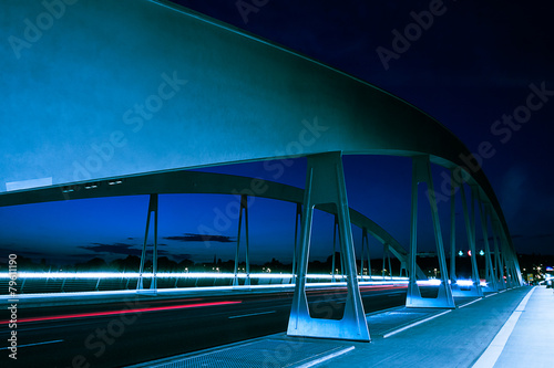 Valokuva  waldschlösschenbrücke dresden detail