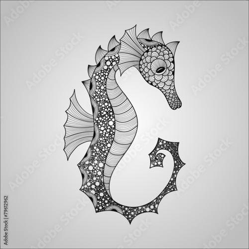 rysunkowy-konik-morski
