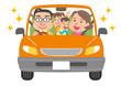 家族 車 シートベルト