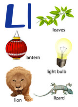Things That Start With The Letter L