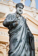 St. Peter' Statue, Vatican