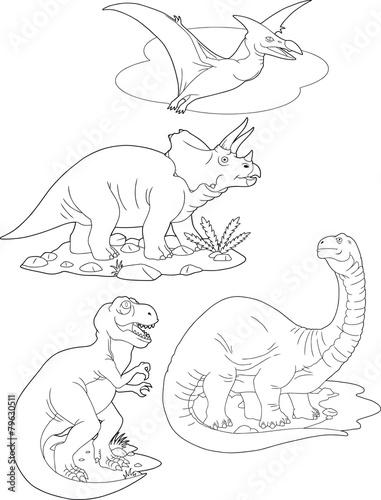 Photo  dinosaurs