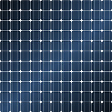 Solar Panel - Seamless Tileable