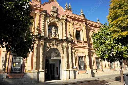 Fotografía  Museo de Bellas Artes, Sevilla, España