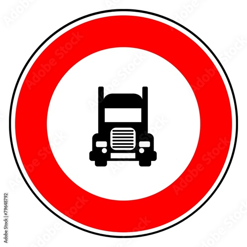 Fotografie, Obraz  Truck
