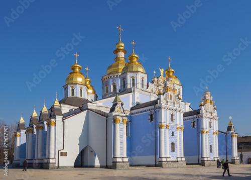 Foto op Plexiglas Kiev St Michael Cathedral