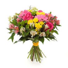 Bouquet Made Of  Alstroemeria,...