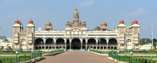 The Ancient Mysore Palace