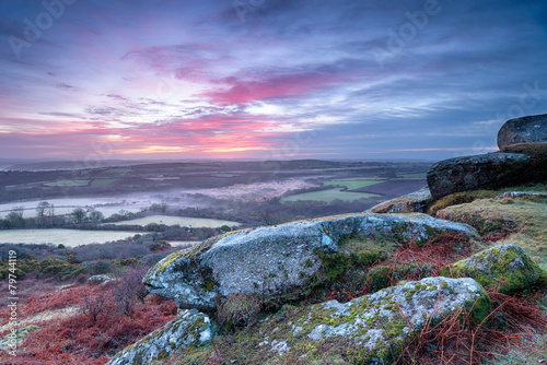Photo Sunrise from Helman Tor