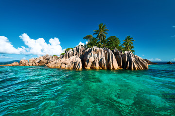 Piękna tropikalna wyspa