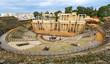 Roman Theatre in Merida, Spain