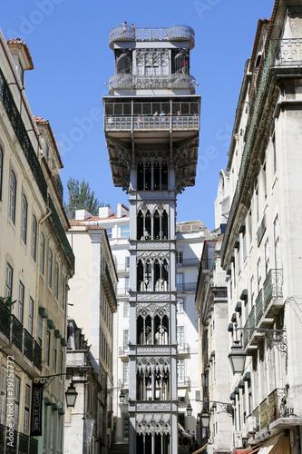 Photo  Lisbon Elevator