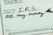 Check To Internal Revenue Serv...
