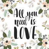 """Piękna karta """"Miłość"""". - 79799727"""