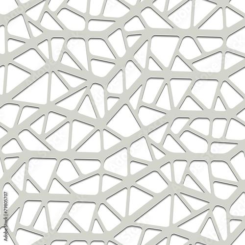 Fotografie, Obraz  Seamless mesh pattern