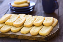 Homebaked Shortbread Biscuits ...