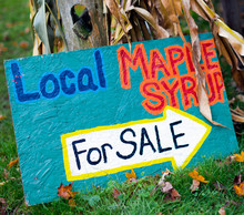 Local Maple Syrup For Sale - C...