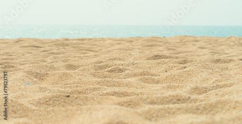 Foto auf Gartenposter Strand beach